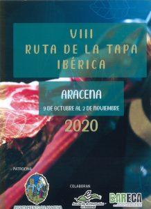 VIII RUTA DE LA TAPA IBÉRICA 2020