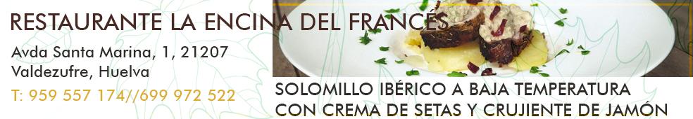 Restaurante La Encina del Frances